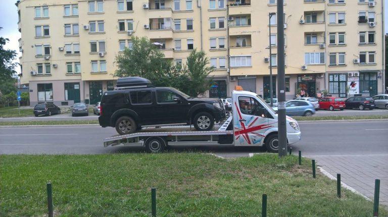 Šlep služba Novi Sad
