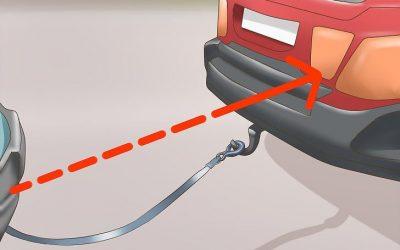 Da li se sme pokvaren automobil vući na autoputu?